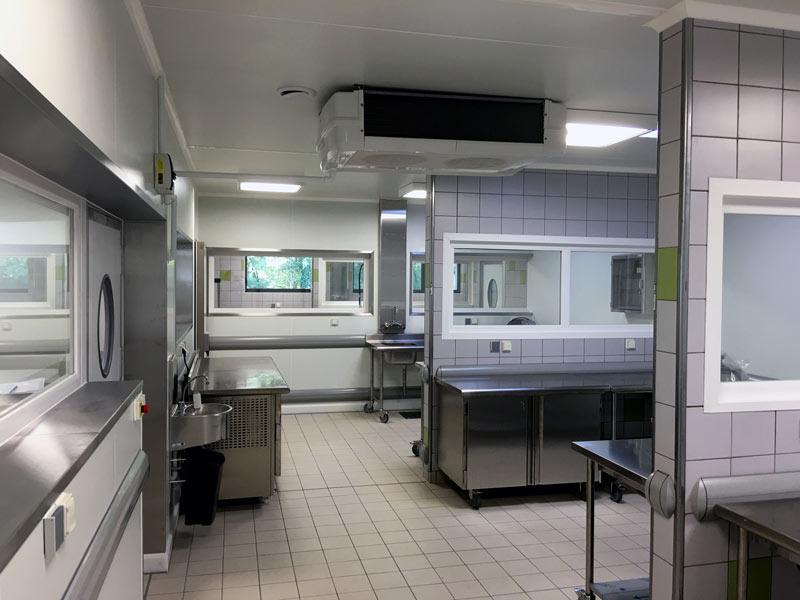 Construction d une cuisine centrale kermaria plumelin - Definition d une cuisine centrale ...